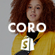 CORO – Minimal & Clean Fashion Shopify Theme - ThemeForest Item for Sale