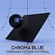 Cinema4D Octane CHROMA BLACK Material - 3DOcean Item for Sale