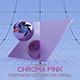 Cinema4D Octane CHROMA Pink Material - 3DOcean Item for Sale