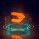 Glowing Digital logo - VideoHive Item for Sale