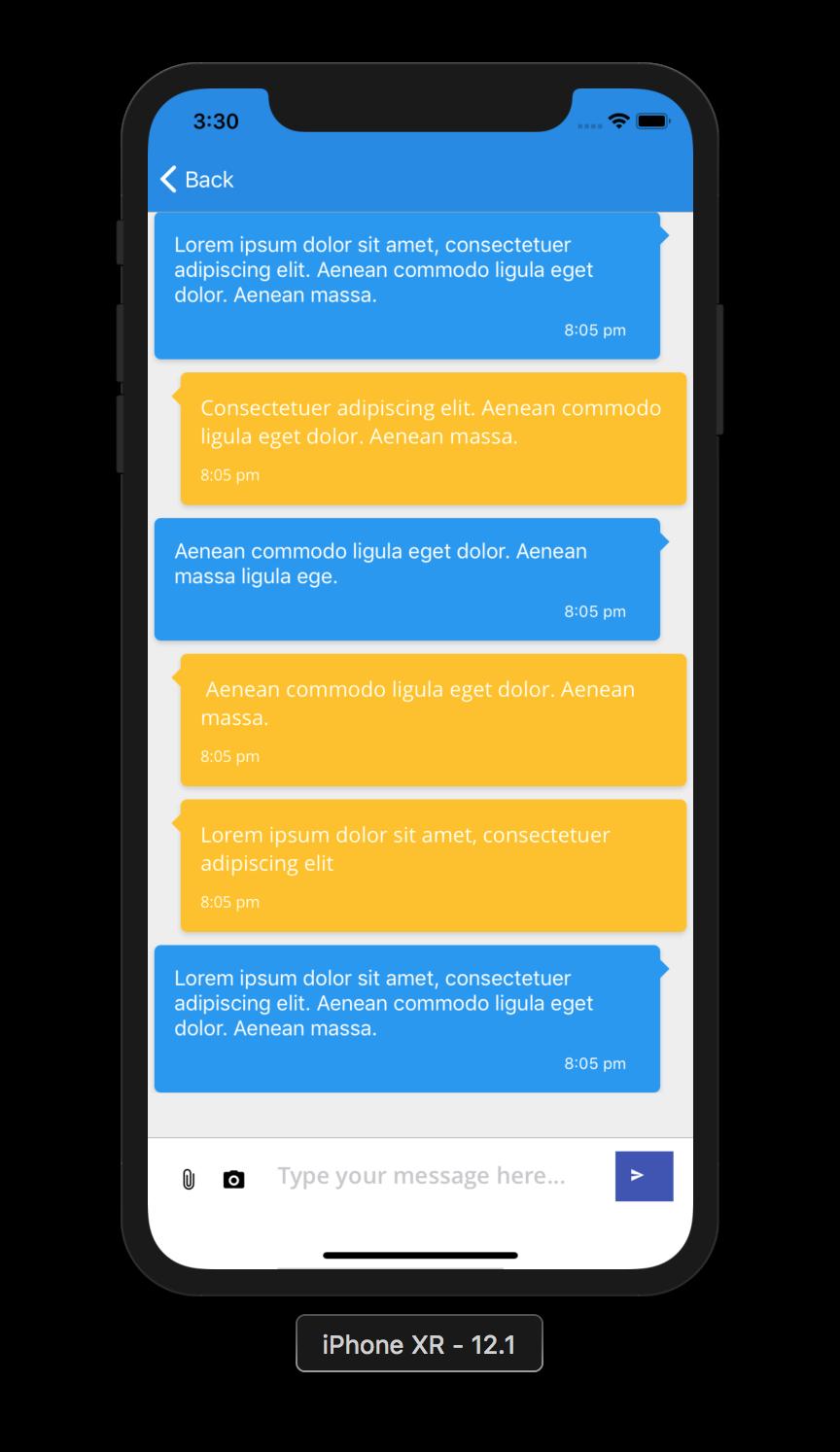 Phoenix - Full multipurpose React-Native Application & UI Component