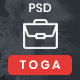 TOGA - Jobs Portal PSD Template - ThemeForest Item for Sale