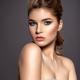 Beautiful face of young caucasian woman - PhotoDune Item for Sale