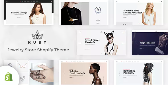Ruby –Fashion Store Shopify Theme