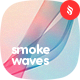 10 Different Light Smoke Waves Backgrounds - GraphicRiver Item for Sale