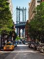Famous Manhattan Bridge in New York - PhotoDune Item for Sale