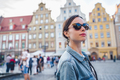 Attractive girl in Wroclaw - PhotoDune Item for Sale