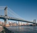Famous Manhattan Bridge - PhotoDune Item for Sale