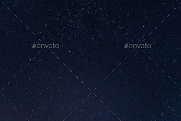 Stars at night - Stock Photo - Images