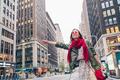 Attractive girl in New York - PhotoDune Item for Sale