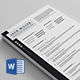 Resume Template 02 Pages - GraphicRiver Item for Sale