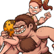 Caveman Kidnapping - GraphicRiver Item for Sale