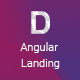 Dexam - Angular Bootstrap App Landing Page - ThemeForest Item for Sale