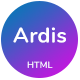 Ardis | Creative Agency Multipurpose HTML Template - ThemeForest Item for Sale