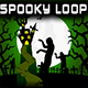 Cartoon Spooky Strings Orchestral March Loop