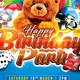 Happy Birthday Party - GraphicRiver Item for Sale
