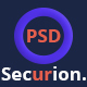 Securion - Security Agency PSD Template - ThemeForest Item for Sale