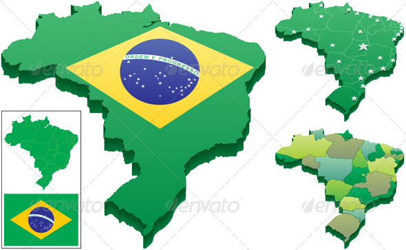 Brazil - Travel Conceptual