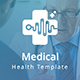 Medical & Healthy Google Slide Template - GraphicRiver Item for Sale