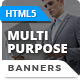 HTML5 Technology Animated Banner Ads - CodeCanyon Item for Sale