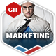 Marketing GIF Banners - GraphicRiver Item for Sale
