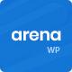 Arena - Business & Agency WordPress Theme - ThemeForest Item for Sale