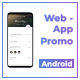 Android Web / App Presentation - VideoHive Item for Sale