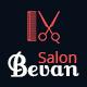 Bevan – Barber Salon Bootstrap 4 HTML Template - ThemeForest Item for Sale