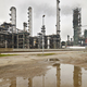 Refinery On A Gray Day - PhotoDune Item for Sale