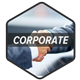 Atmospheric Background Corporate