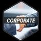 Light Optimistic Background Corporate