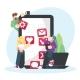Mobile Application Development Creative Design - GraphicRiver Item for Sale