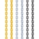 Golden, Silver and Metallic Chain - GraphicRiver Item for Sale