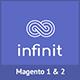 Infinit - magento 2 & magento 1 theme, multipurpose responsive theme - ThemeForest Item for Sale