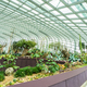 Beautiful architecture building flower dome garden and greenhous - PhotoDune Item for Sale