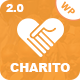 Charito - Nonprofit Charity Crowdfunding WP - ThemeForest Item for Sale