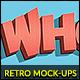 10 Retro Mock-Ups vol. 05 - GraphicRiver Item for Sale