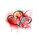 Sloppy Heart Drawing - GraphicRiver Item for Sale