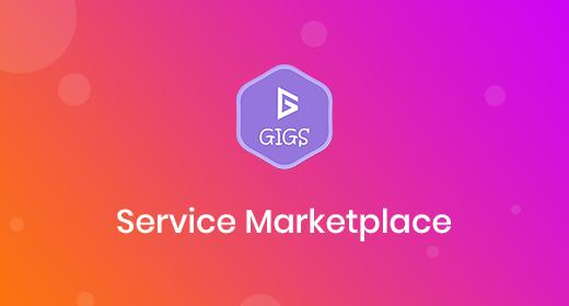 Gigs - Service Marketplace
