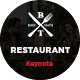 Food - Restaurant Keynote Template 2019 - GraphicRiver Item for Sale
