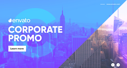 Corporate Promo Collection