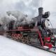 Retro steam train - PhotoDune Item for Sale