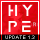 HYPE(R) Strong Modern Font - GraphicRiver Item for Sale