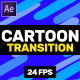 Cartoon Transition Pack - VideoHive Item for Sale