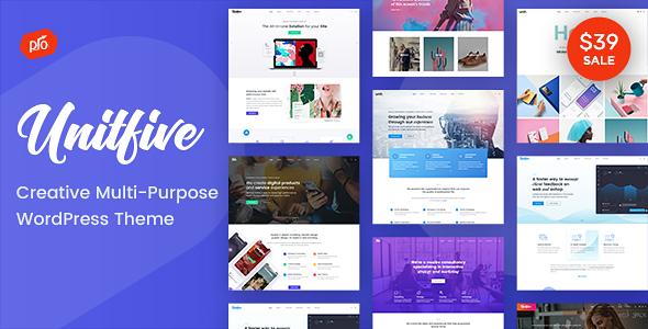 Zaser Pro   All-in-one WordPress Theme - 1