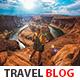 Travel blogger Lightroom Presets - GraphicRiver Item for Sale