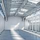 Warehouse interior - 3DOcean Item for Sale