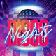 Disco Nightclub Party Flyer - GraphicRiver Item for Sale