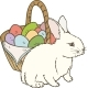Easter Rabbit - GraphicRiver Item for Sale