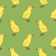 Little Chicken Seamless Pattern - GraphicRiver Item for Sale